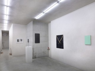 exhibition view at Car drde, Bologna
